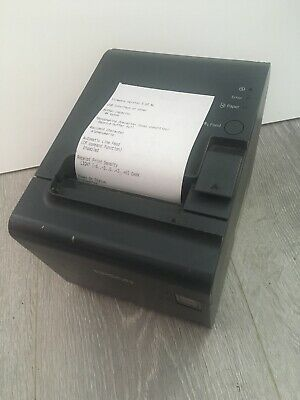 Epson Tm-l90 Pos Thermal Receipt Printer Model M313a - Tested