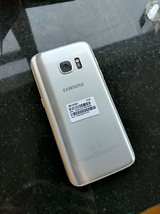 Samsung Galaxy S7 Silver 32gb Rosny Clarence Area Preview