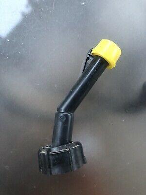 Original Oem Blitz Gas Can Spout Yellow Cap-nut-pre Ban-fits 1.4 2.5 5 6 Gal