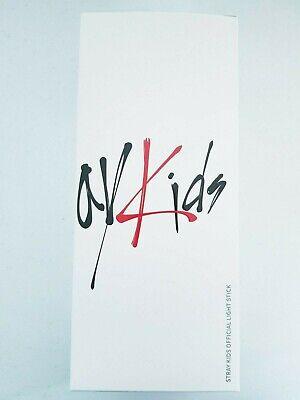 K-POP Stray Kids World Tour 'District 9 : Unlock' Official Limited Light Stick