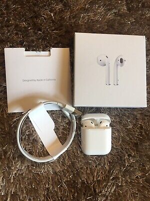 Genuine Apple AirPods Gen 2 | MESSAGE ME BEFORE BUYING!