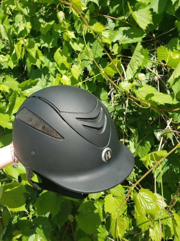 one k defender helmet, medium, black, matte
