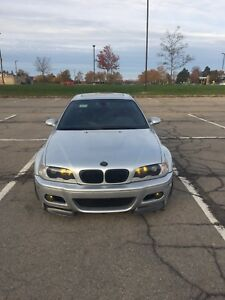 2002 BMW M3 coupe 6 Speed Manual