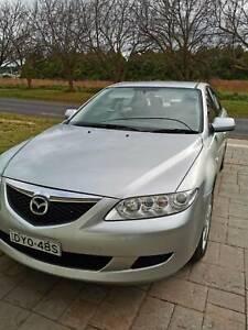 Mazda 6 Classic sedan 2004