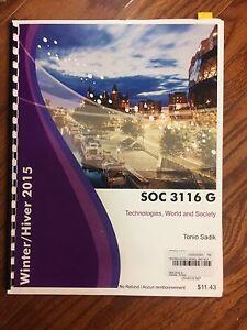 SOC 3116