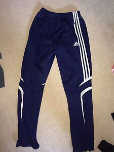 Adidas ClimaCool pants, youth XL