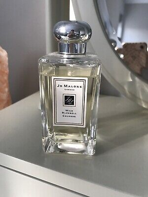 Jo Malone Wild Bluebell Cologne 100ml Nearly Full Perfume Fragrance