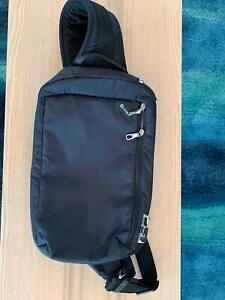 Pacsafe sling bag Airport West Moonee Valley Preview
