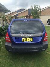 2003 Subaru Forester X 2.5 Gloucester Gloucester Area Preview