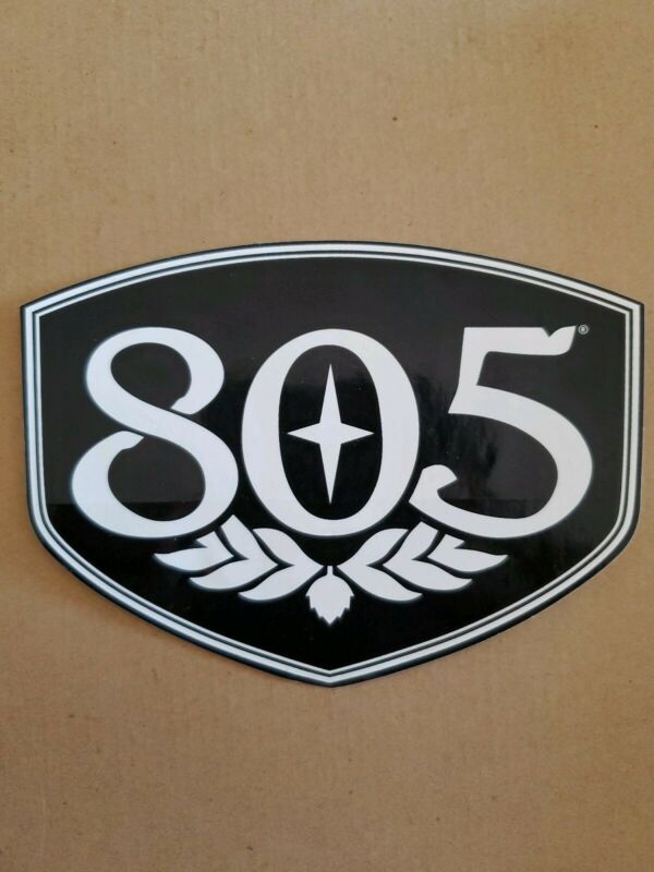 805  Beer Sticker