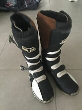 Motorcycle boots, Woman's 11 Springfield Lakes Ipswich City Preview