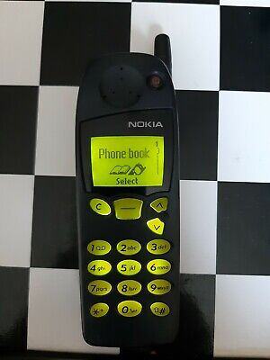 Used, Nokia 5110 - Black Vintage Mobile Phone VCG; Type NSE-1NX for sale  Shipping to South Africa