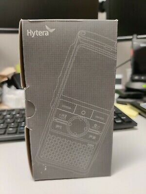 Hytera Pnc370 Lte Unlocked Poc Radio - New In Box
