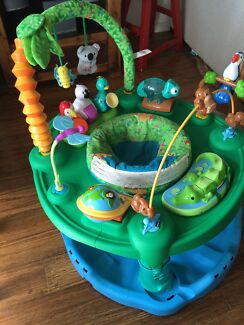 Evenflo Triple Fun Jungle Activity Centre Learning 3 in 1 Freshwater Manly Area Preview