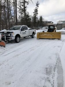 SNOW REMOVAL BOBCAYGEON AREA