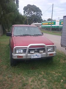 Nissan pathfinder Maffra Wellington Area Preview