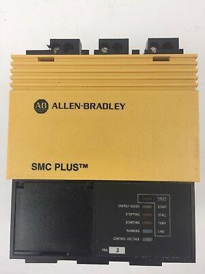 Allen Bradley150-a24nbd Smart Motor Controller 208-480vac 24a 3 Phase