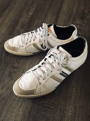 Adidas Y-3 Yohji Yamamoto Men White Shoe Sz US 9.5 UK 8.5