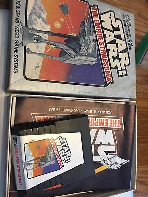 Parker Brothers Atari STAR WARS THE EMPIRE STRIKES BACK (In Box)