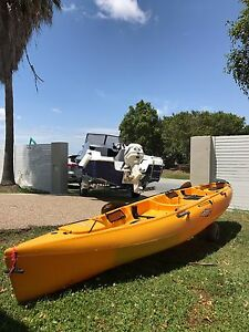 2015 Hobie Oasis Mirage Drive for Sale Hope Island Gold Coast North Preview