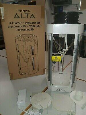 SiIlhouette Alta 3D Printer