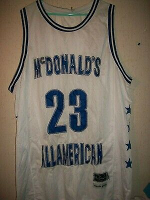 615c2d9cdfda Basketball-Other - Mcdonalds All American Jersey - Trainers4Me