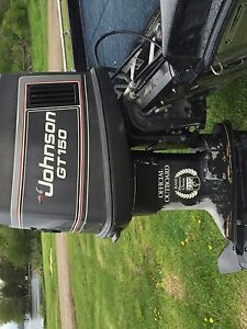 Johnson 150hp outboard