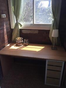 DESK WITH DETACHABLE DRAWER SET Stanmore Marrickville Area Preview