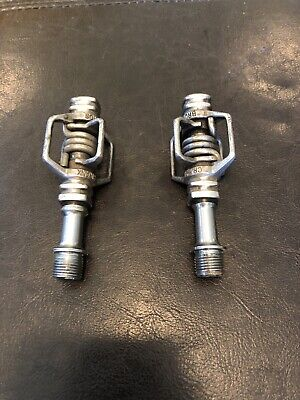 Crank Brothers Eggbeater 3 Bicycle Pedals-Silver//Red-290 g-Mountain//Cross-New