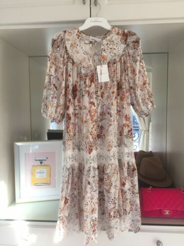 BNWT Zimmermann Alchemy Verdant Day Dress Size 0