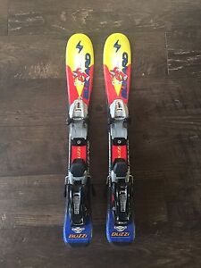 Jr Skis and Boots For Sale