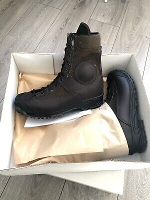 Brand New Goretex Italian Army Issued Boots -uk Size 9.5