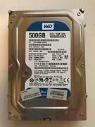 500 GB WD SATA HD ( Hard Disk) Auburn Auburn Area Preview