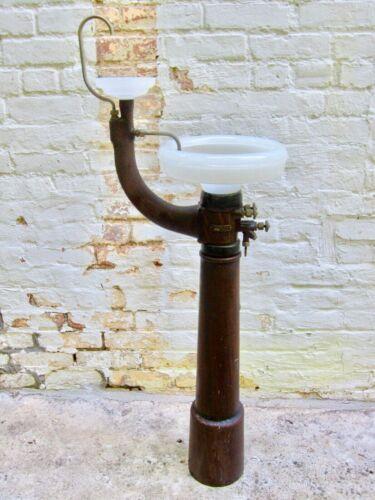 Antique Dentist Cuspidor Electro Dental MFG USA