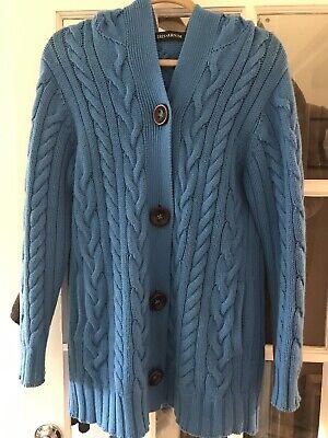 Iris Von Arnim Cashmere Cardigan Coat