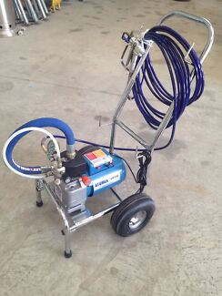 Airless Spray Gun Hire Rutherford Maitland Area Preview