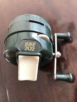 Spincasting - Zebco 202 Fishing Reel