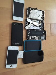 Phone Parts need gone asap