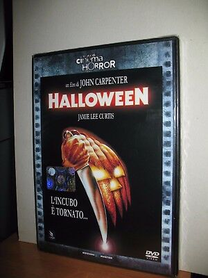 HALLOWEEN DVD NUOVO SIGILLATO JOHN CARPENTER 1978 ()