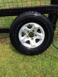 Toyota Land Cruiser VDJ GXL Wheel Denman Muswellbrook Area Preview