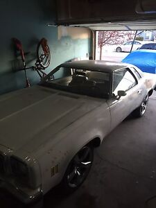 Very rare 1976 Malibú chevelle Olympic edition