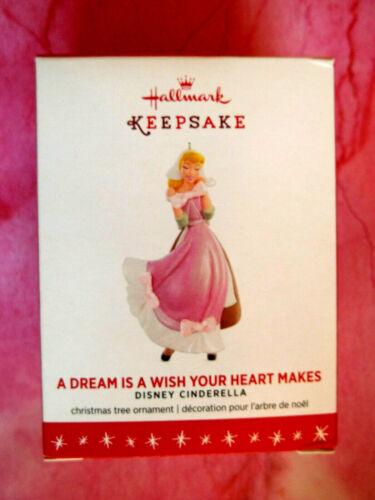 2016 Hallmark,CINDERELLA,A DREAM IS A WISH YOUR HEART MAKES