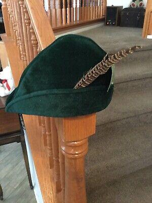 Costume Robin Hood (Beautiful Robin Hood Or Peter Pan Hats. Great For)