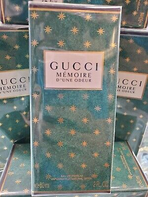 Gucci Memoire D'une Odeur 2 oz 60 ml Eau De Parfum Spray for Women (NIB) (Gucci Germany)