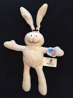 Trix Rabbit, Mini Plush, Big G Breakfast Pals, General Mill, 1998, With Tag