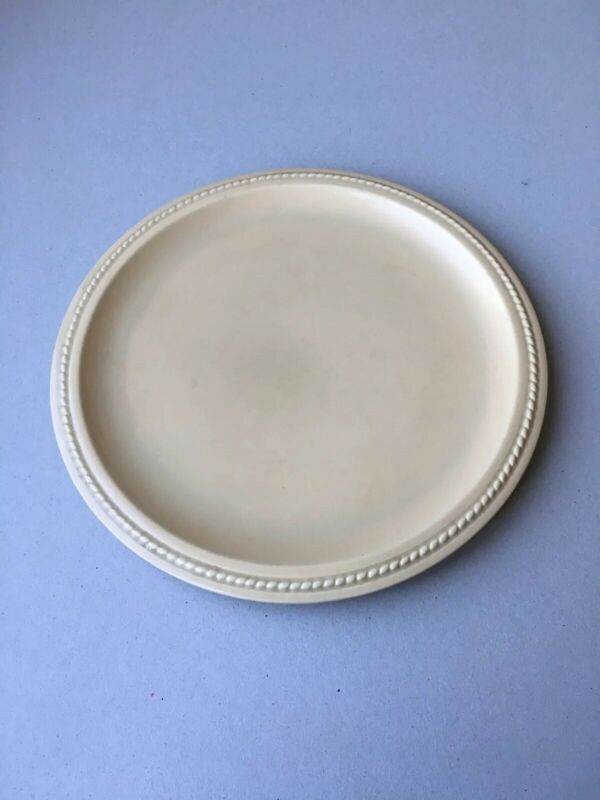 Catalina Island Pottery Sand 13 inch Platter Plate Rare