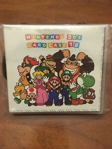 Club Nintendo prize - 18 slot 3ds game case.
