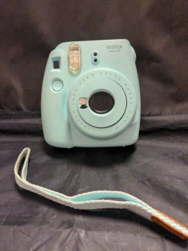 FUJIFILM Instax Mini 9 Instant Film Camera.