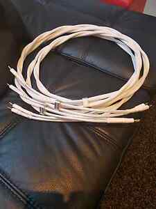 Chord Sarum Speaker Cables Bexley Rockdale Area Preview