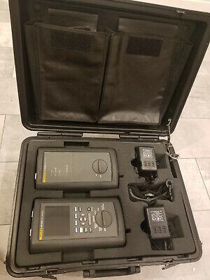 Fluke Dsp2000 Cable Analyzer Dsp2000sr Smart Remote Kit